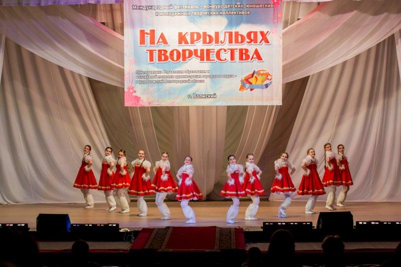 Международный конкурс фестиваль детского и юношеского творчества